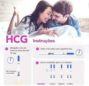Testes de Gravidez Femometer