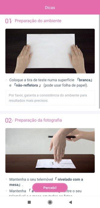 Femometer app Loja Fertilidade